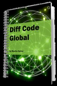 diff code global manual