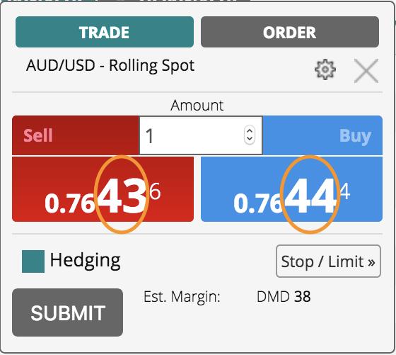 forex trading basics trade ticket